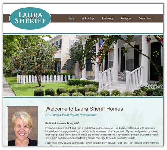 Laura Sheriff Homes